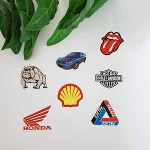 Other - 7 Pc Sticker Pack